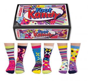 chaussettes bonbons