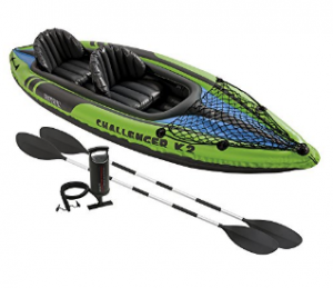 K2 kayak gonflable